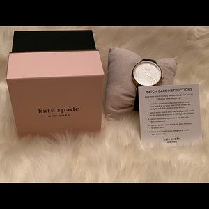 🛍NWT🛍 KATE SPADE METRO MONOGRAM D WOMEN'S WATCH